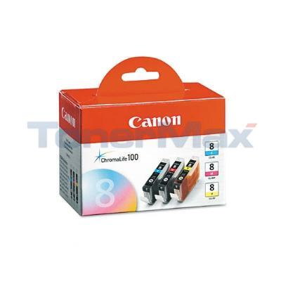 CANON PIXMA IP6600D CLI-8 INK TANK TRI-COLOR